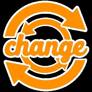 Think change