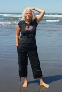 Sharon Drew beach
